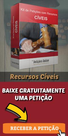 Banner – Conteúdo civil – Baixar petição grátis – Recursos cíveis
