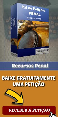 Banner – Conteúdo penal – Baixar petição grátis – Recursos penais